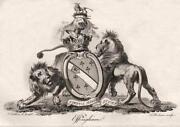 Antique Coat of Arms