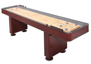 9u0027 Shuffleboard Table