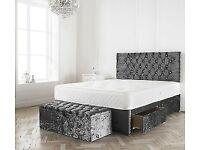 🔥 Buy new divan beds with headboard