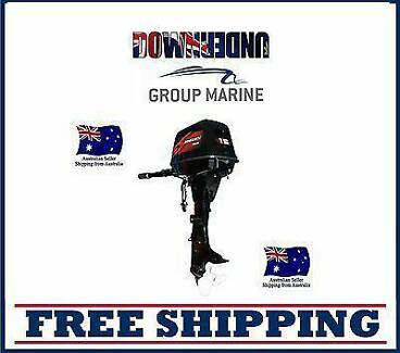 New Outboard Motors 3 Year Warranty Brisbane City Brisbane North West Preview
