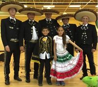 Authentic Mexican Mariachi bands: PROFESSIONAL 1 to 10-piece!