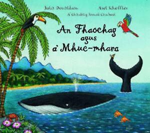 An-Fhaochag-Agus-A-Mhuc-mhara-by-Julia-Donaldson-Paperback-2006