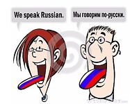 Russian language lessons with native teacher!