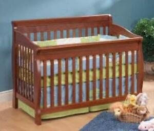 Caramia Tammy 3-in-1 Crib/  Day-Bed / Double-Bed