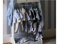 Newborn -6months boys and girls bundle of clothes