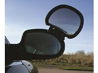 Milenco Aero Blind-Spot Towing Mirrors. This is for 2.