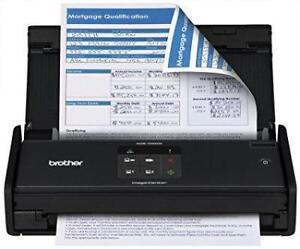 Brother Wireless Compact Colour Scanner