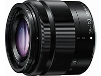 Panasonic 35-100mm Lens Mint Condition