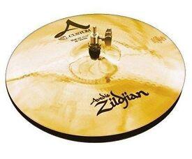 "Zildjian Custom A 14"" hi hats"