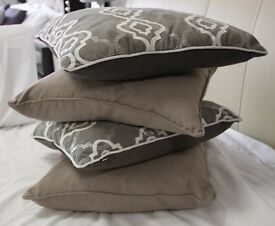 Stylish and Trendy Four Scatter Cushions