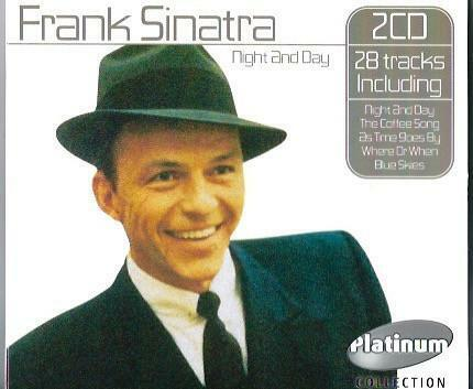 cd - Frank Sinatra - Night And Day 2 CD Set
