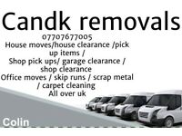 Candk removals