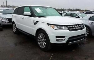2014 Land Rover Range Rover Sport (COMPLETE PARTOUT)