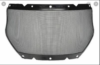 Msa V-gard 8 X 17 Steel Mesh Faceshield 10116558