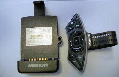 Lenkradfernbedieung f.Active Cradle Halterung Medion Navi GPS GoPal P4210/P4410  4210 Gps