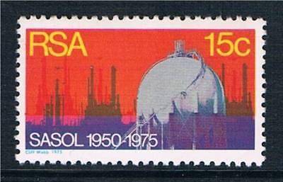 South Africa 1975 Anniversary Of Sasol Sg 375 Mnh