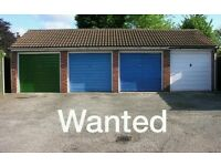 Garage wanted to rent, Chadderton area