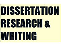 Essays| Thesis | Dissertations | PhD Writer, access to Elsevier, Ebsco, all journals
