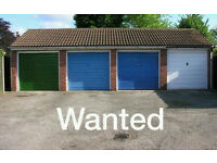 Wanted a garage to rent in Watford