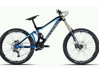 2013 mondraker summum downhill/freeride mountain bike
