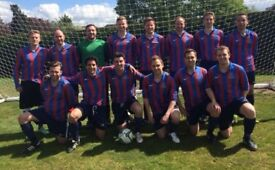 Kings Old Boys Football Club - looking for new players for 2018/19 - Saturday afternoon 11-a-side