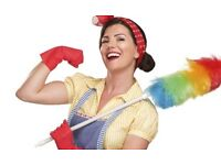 cleaning and homecare services