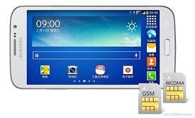 Samsung galaxy mega plus 16gb.sim free..barnd new one with one years warranty