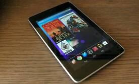 2x Kodi and showbox Nexus 7 32gb Android tablet