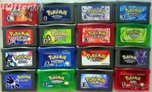 LOOKING FOR - Gameboy/DS + Pokémon Games