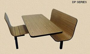 CLUSTER SEATING. CAFETERIA SEATING.LUNCHROOM TABLES & CHAIRS Kitchener / Waterloo Kitchener Area image 6