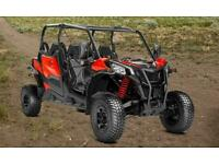 Can-Am Maverick SPORT MAX 4-SEATER DPS 1000R T ABS On-Road 2020