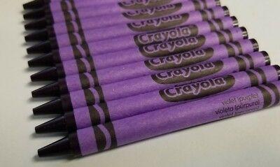 Violet Purple Crayola Crayons - BULK - 120 Crayons - - 120 Crayola Crayons