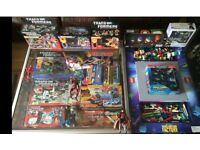 Wanted old toys and games action figures Lego transformers he man