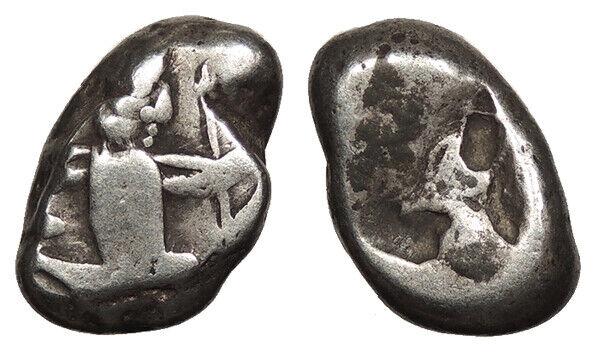 Achaemenid Kings Time of Artaxerxes II to Artaxerxes AR Siglos c. 375-340 B.C. G