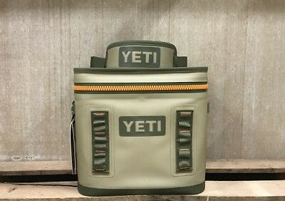 Yeti Hopper Flip 12 Can Tan Soft Side Cooler  Brand New       Free Shipping