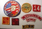 Vintage Patches Lot