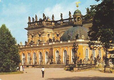 Potsdam-Sanssouci , Neues Palais , DDR ,Ansichtskarte