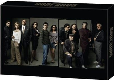The Sopranos   The Complete Series Brand New Dvd  Box Set   Episode Guide Book