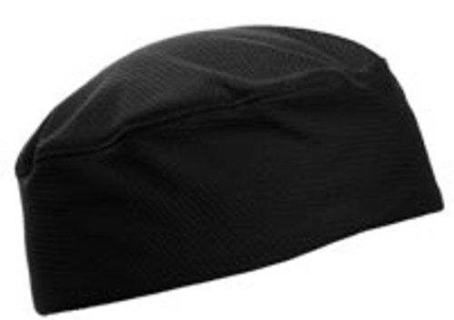 6 NEW DUPONT COOL CHEF BEANIE CAP RESTAURANT COOKING BLACK HAT NEW REAL DEAL