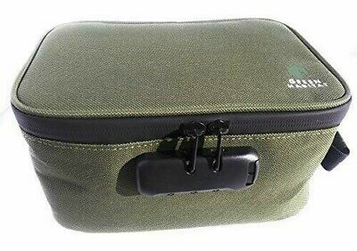 The Green Bag; Odor Proof; Smell Proof; Locking; Container