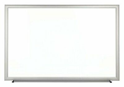 Foray Aluminum-framed Dry-erase Board With Marker 24 X 36 Silver Frame Kk046