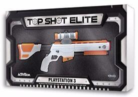 Top Shot Elite Gun w/ Sensor Bar