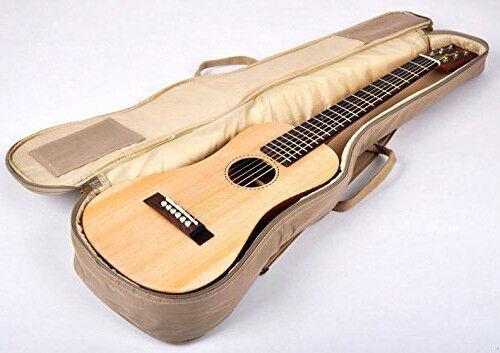 Acoustic Traveller Guitar Spruce Top Gig Bag Scale length 580mm SX Travel