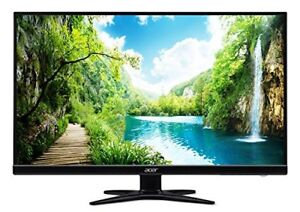 "ACER 27"" full HD monitor model G276HL gbid mint condition"