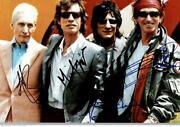 Rolling Stones Autogramm