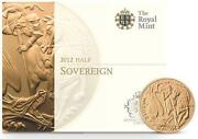 2012 Gold Sovereign