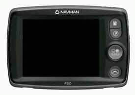 Navman F20 sat navigation/ untested / Selling on its own