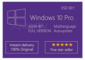 License-Licenza-Microsoft-Windows-10-Pro