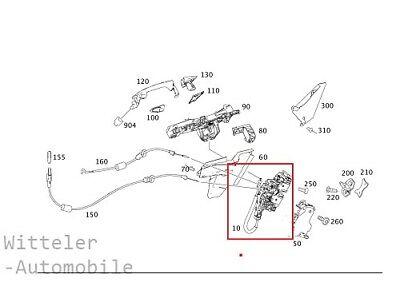 2x Fensterheber Reparatursatz Set vorne L+R für MERCEDES-BENZ C-KLASSE W204 S204