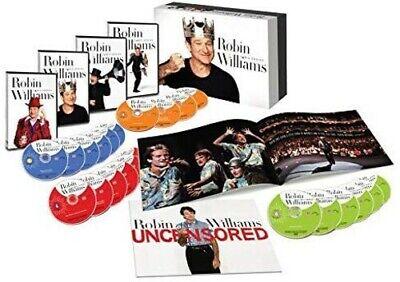 Robin Williams: Comic Genius (22 Discs) [New DVD] Boxed Set